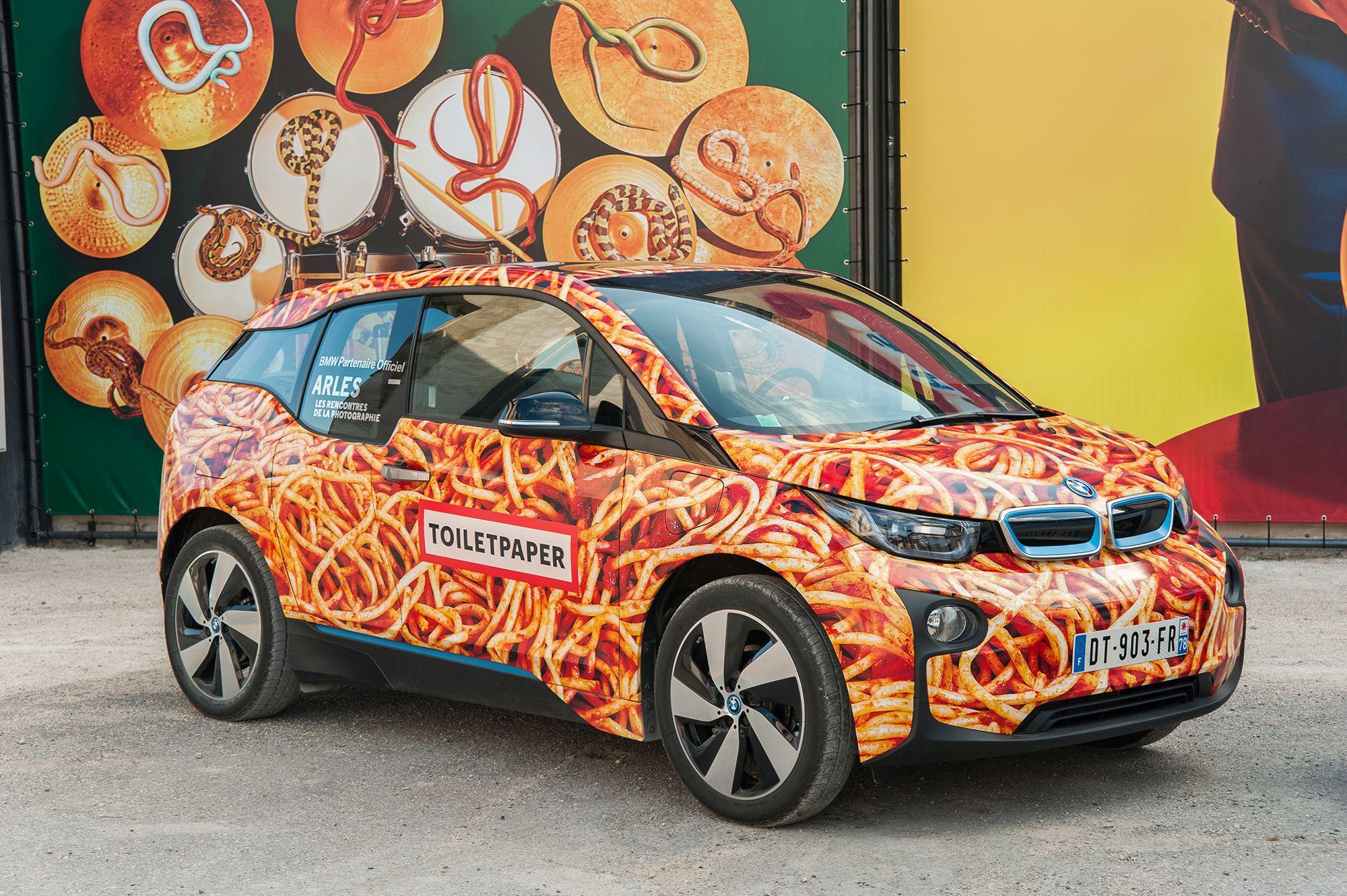 BMW will vermehrt Elektrofahrzeuge anbieten. Im Bild eine Version des BMW i3. / Foto: BMW