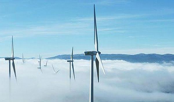 Spanischer Windpark von Enel. Die Aktie des Konzerns zählt zu den größten Beteiligungen der beiden Erneuerbare-Energien-Aktienfonds mit dem größten Wertzuwachs in 2016. / Foto: Unternehmen