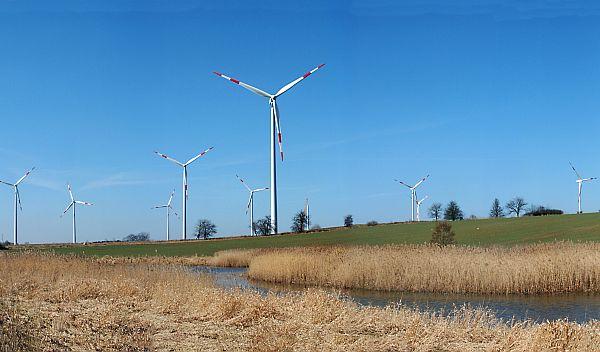 Windpark der Enertrag AG: Über eine neue Anleihe soll die Entwicklung von Windenergieprojekten in Deutschland und Frankreich mitfinanziert werden. / Foto: Enertrag AG