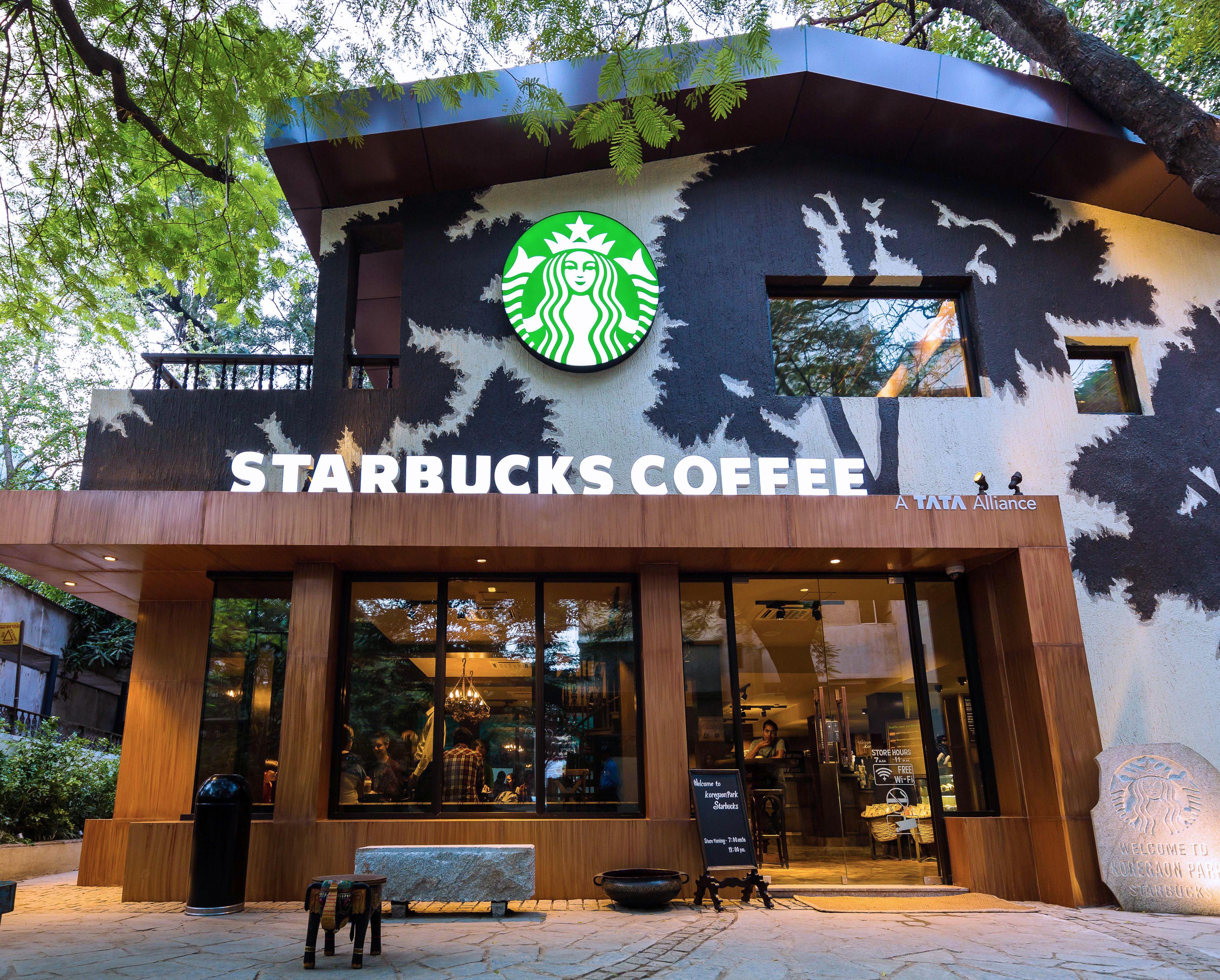 Der ÖkoWorld Ökotrust ist unter anderem stark in Anleihen von Starbucks investiert. Im Bild eine Filiale der US-amerikanischen Kaffeehauskette. / Foto: Starbucks