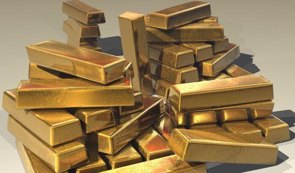 So große Goldbarren gibt es im fairen Handel nicht: Angeboten werden Barren in den Größen ein, zwei, fünf und zehn Gramm. / Foto: Stevebidmead/ CC0 Public Domain/Pixabay