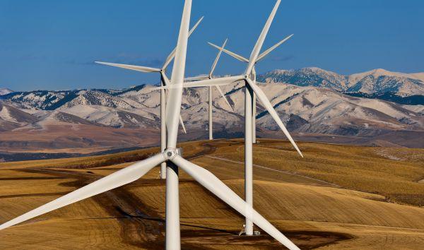 Diese Windkraftanlagen von Nordex sind in den USA im Einsatz. Dort könnte der Wahlsieg von Donald Trump dazu führen, dass die Nachfrage für Windräder künftig sinkt. / Foto: Nordex