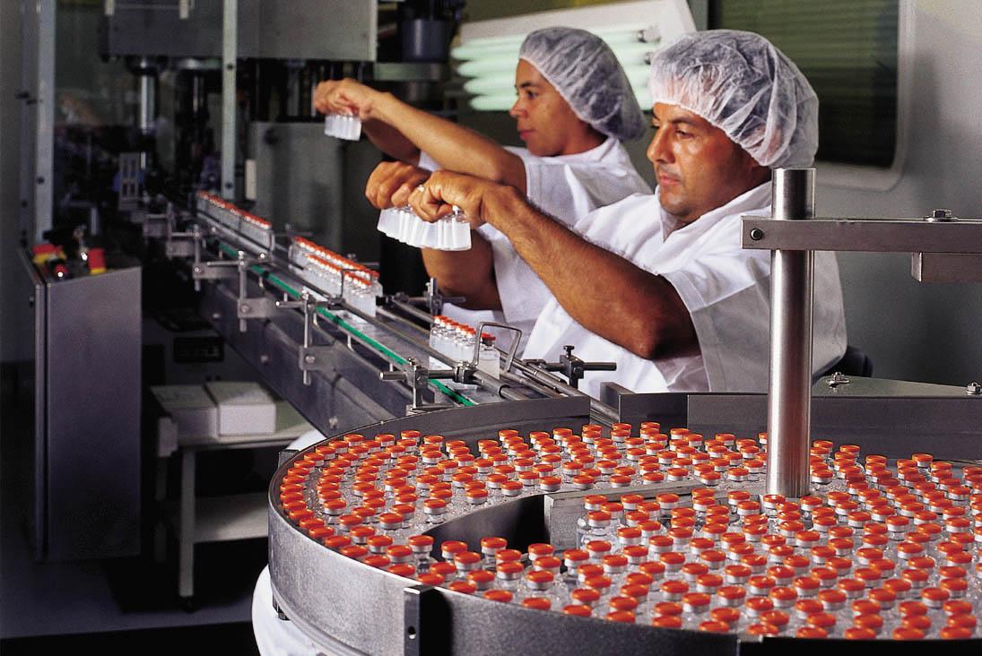 Einblick in die Insulin-Produktion bei Novo Nordisk: Das dänische Unternehmen hat ebenso wie Medizinprodukte-Hersteller Coloplast Quartalszahlen präsentiert. Beide Medizin-Aktien haben sich unterschiedlich entwickelt. / Foto: Novo Nordisk