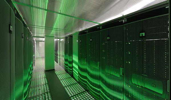Data-Center der SAP SE: Das Cloud-Geschäft des Unternehmens boomt. / Foto: SAP