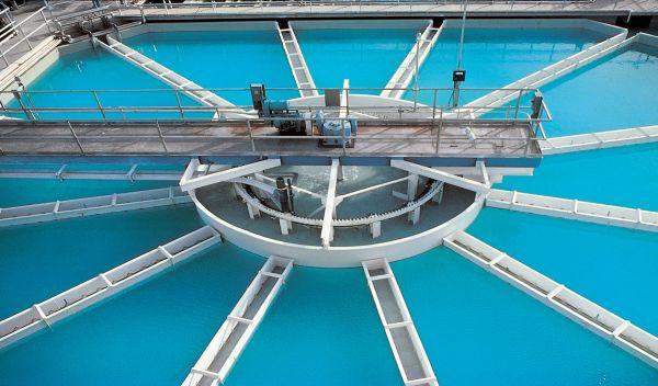 Abwasserbehandlungsanlage mit Technologie von Siemens: Eine Siemens-Anleihe gehört zu den größten Investitionen des Salm-Salm Sustainability Progressive Convertible Fund. / Foto: Siemens
