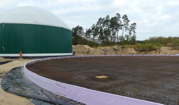 Die Biogasanlage Torgelow in Mecklenburg-Vorpommern: UDI-Festzinsanlagen finanzieren unter anderem solche Erneuerbare-Energien-Projekte. / Foto: UDI