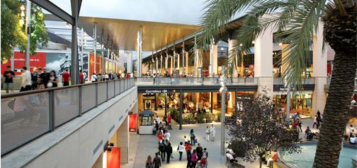 Shoppingcenter von Unibail-Rodamco: Der französische Konzern konnte sich im Geschäftsbereich Einkaufszentren steigern, einen Dämpfer gab es bei Büroimmobilien. / Foto: Unibail Rodamco