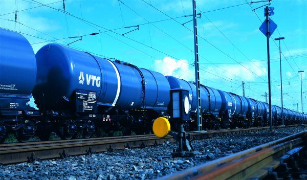 Die VTG AG organisiert Transporte per Bahn und vermietet dafür die erforderlichen Waggons. Gewinnsteigerungen erzielt sie vor allem durch immer mehr Effizienz in den Abläufen. / Foto: Unternehmen