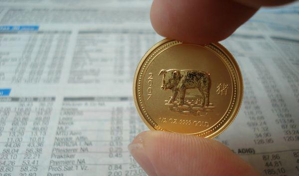 Wertbeständig, aber leider nicht ökologisch: Konventionell gefördertes Gold taucht auch in einigen nachhaltigen Fonds auf. / Foto: Pixabay