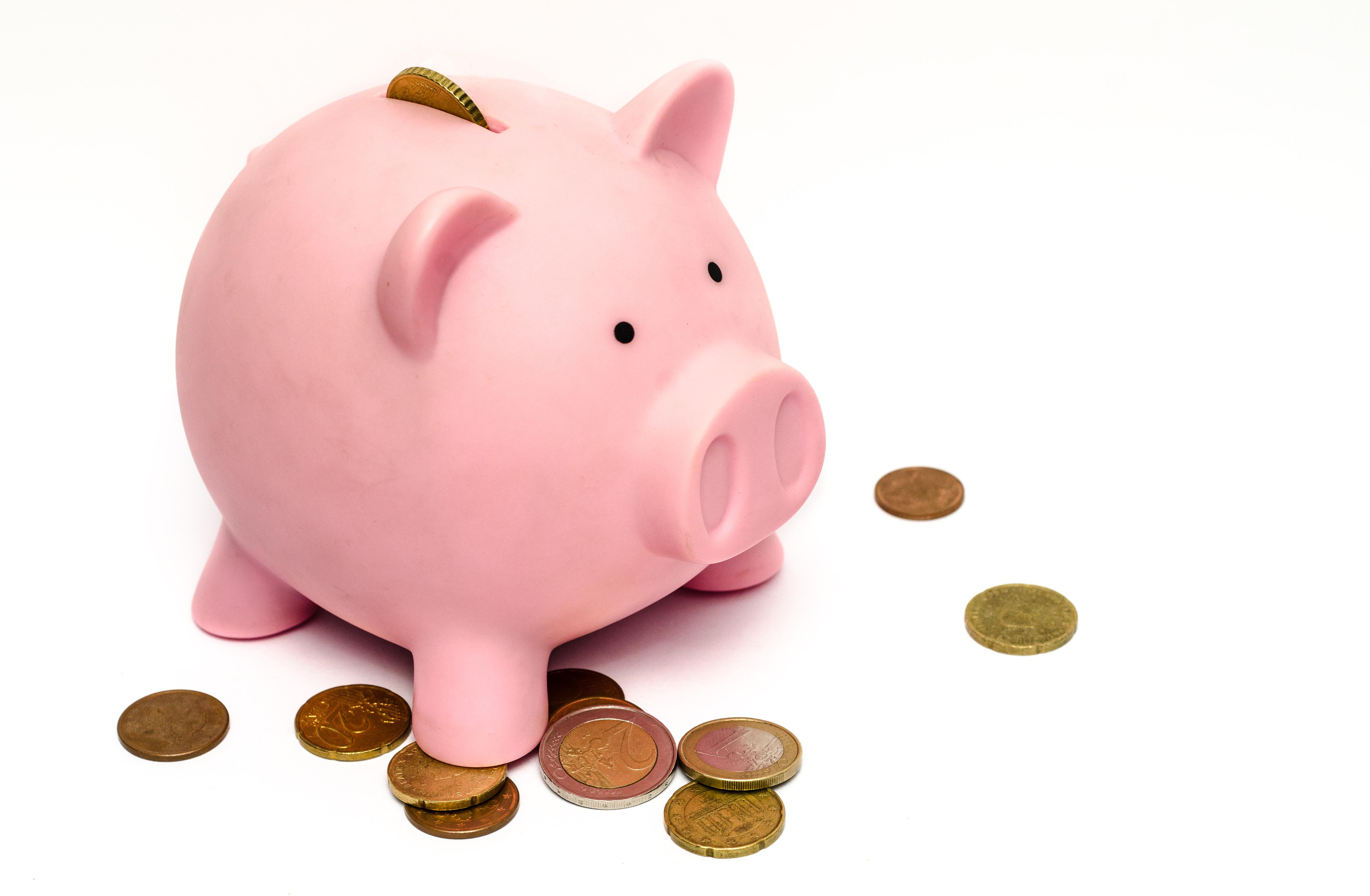 Wer seiner Bank weniger zahlen und dafür mehr sparen möchte, sollte die Bankengebühren bei ECOreporter.de vergleichen. / Foto: Pexels